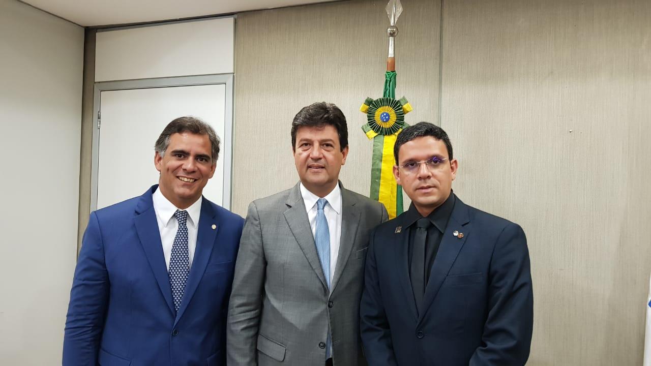 Prefeito cumpre agenda em Brasília