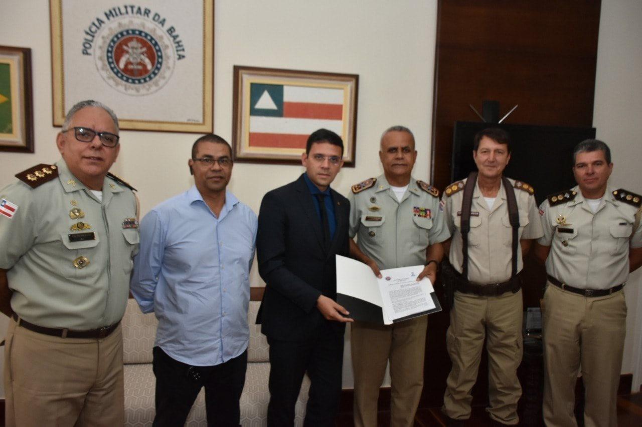 Colégio Antônio Ribeiro Santiago adotará Sistema de Ensino da Policia Militar