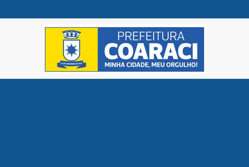 Apresentamos a nossa Comunidade Coaraciense a carta aberta acerca do reajuste salarial dos professores.
