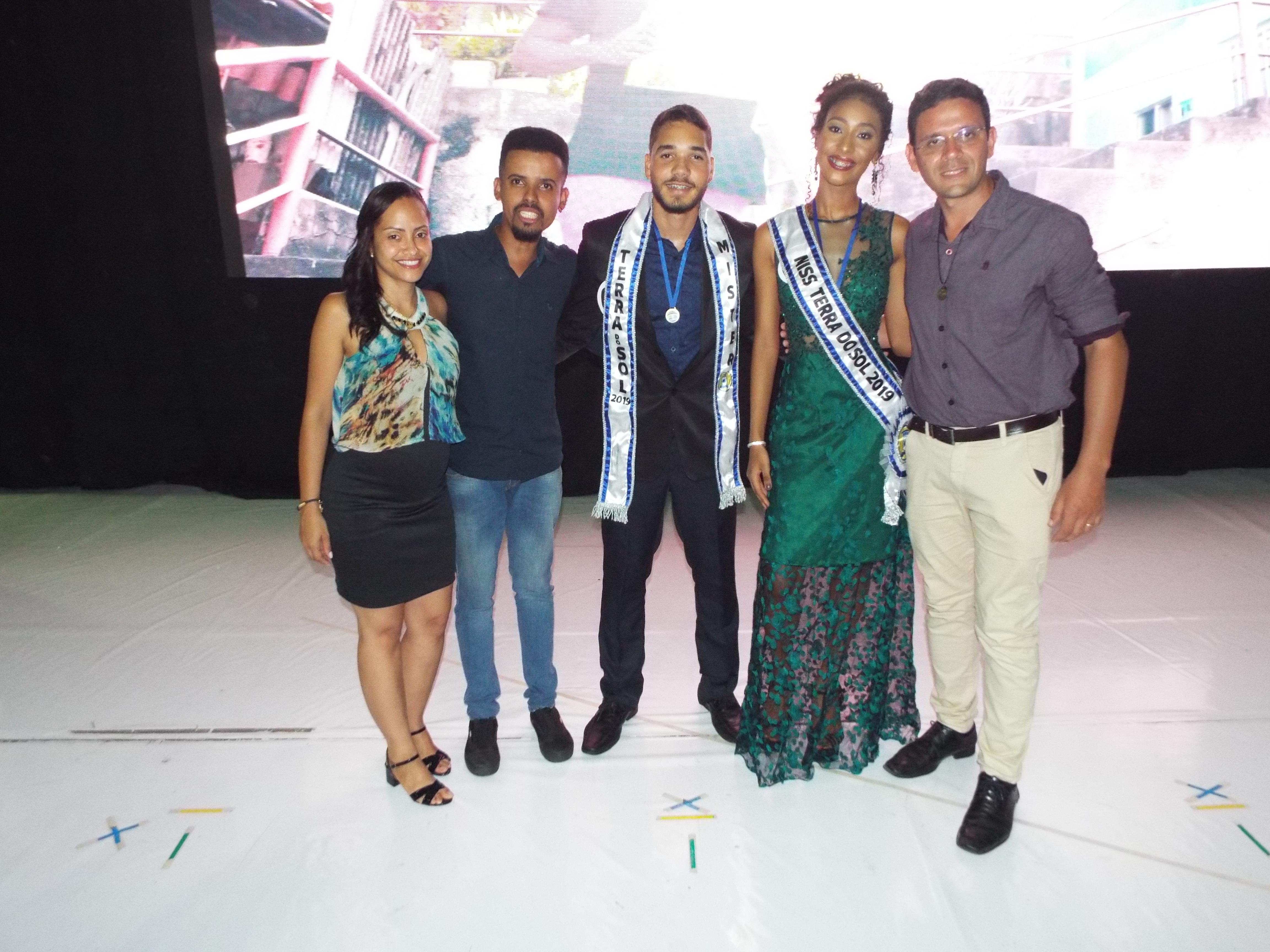 Realização do Concurso Miss e Mister Terra do Sol